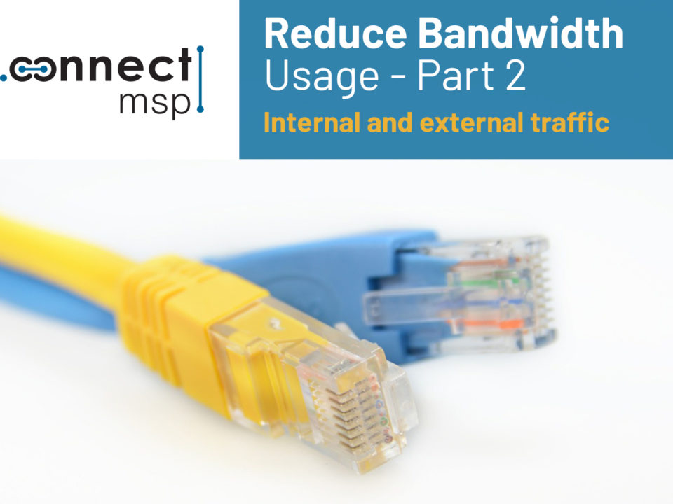 Reduce Bandwidth Usage - Part 2