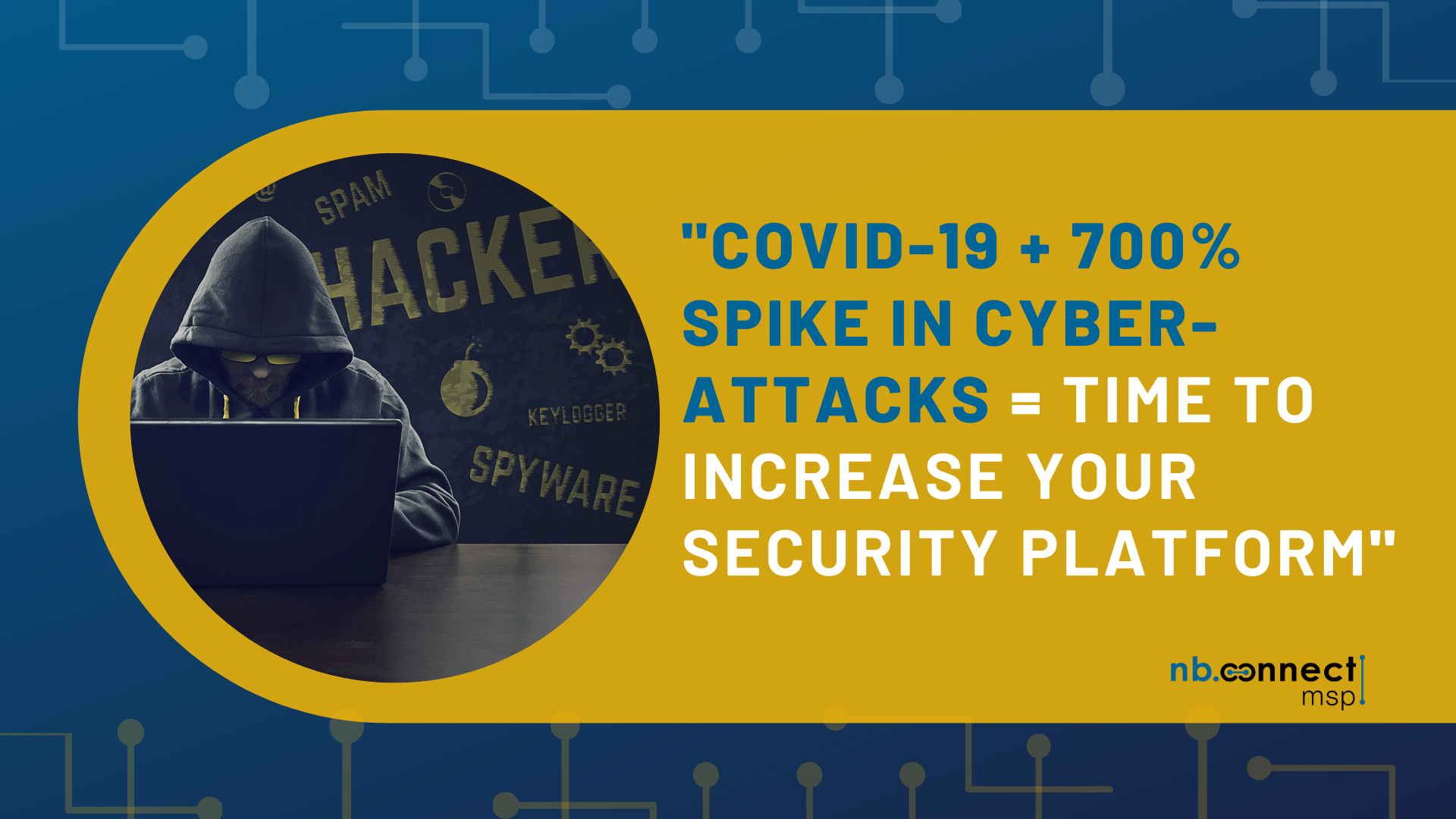 There's Never Been Better Time To Increase Cyber-Security, Than NOW